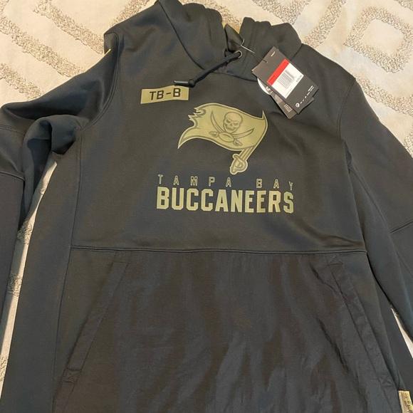 Nike Tampa Bay Buccaneers Hoodie NWT size Large